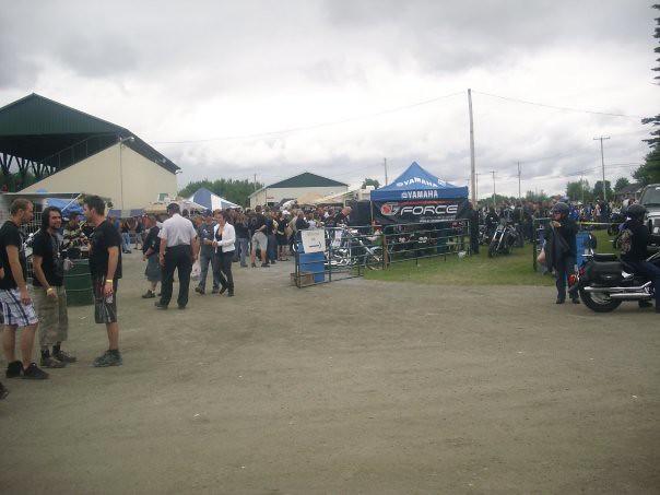 Cookshire bikeshow 2011