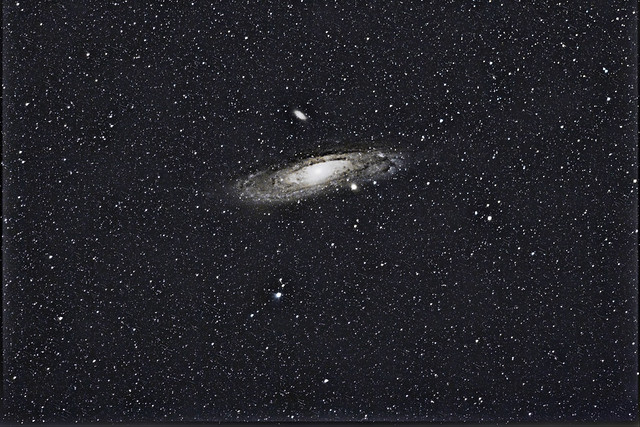 andromeda galaxy ( explore 23 aug 2011 )