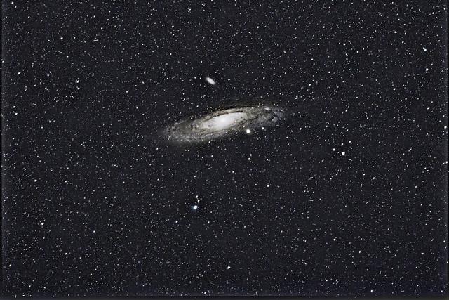 andromeda galaxy ( explore 23 aug 2011 )