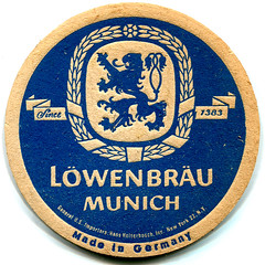 Munich - Löwenbräu Export (1 - Reverse)
