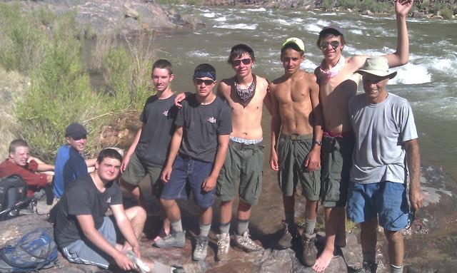 Bsa Grand Canyon Council Tour Permit