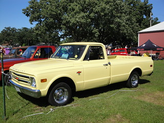68 Chevrolet Pick-Up