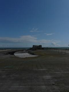 長さ 1289 メートルのビーチ Volímai 近く の画像. piers hastings eastsussex hastingspier