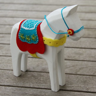 Dala Horse Craftalong