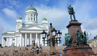 Alexander II 헬싱키 근처 의 이미지. helsinki myfavorites europe2011