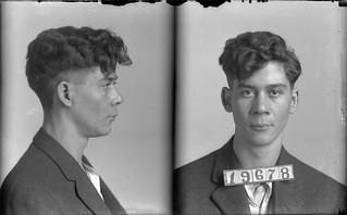 Dalcour, Robert. Inmate #19678 (MSA)