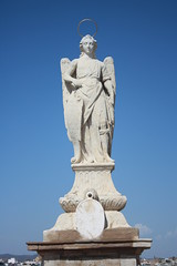 Statue of Saint Raphael