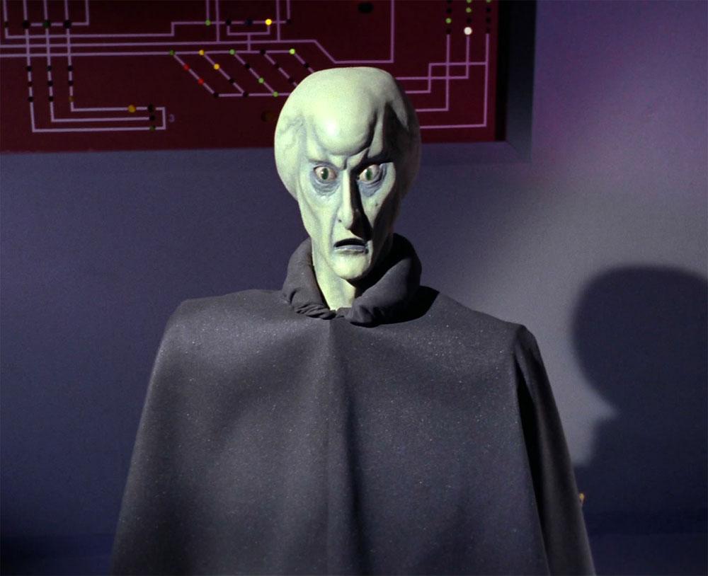 Star Trek's Balok