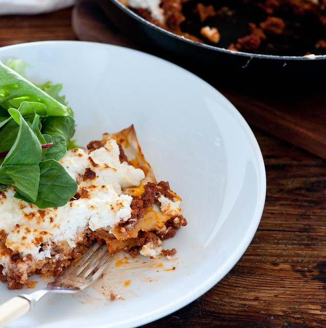 lasagne in 15 minutes? | Stonesoup