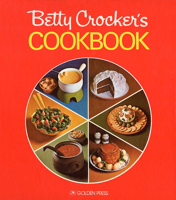 Betty Crocker's Cookbook 1975