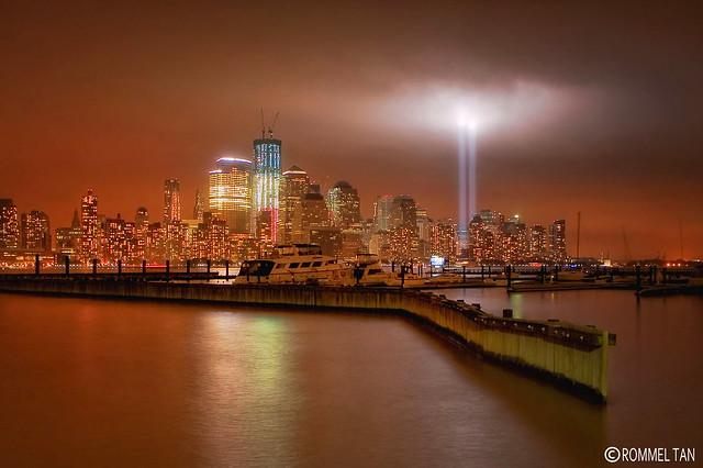 9/11: Tribute of Light