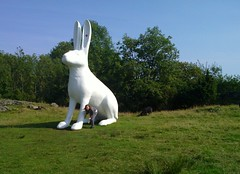 Sculpture at Pilane 2011