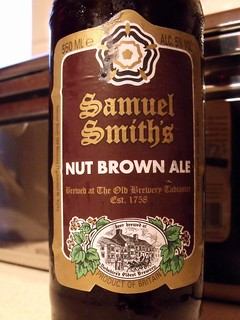 Samuel Smith's, Nut Brown Ale, England