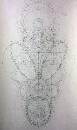 "Michael Meyers ""Symmetry Drawing 2"""