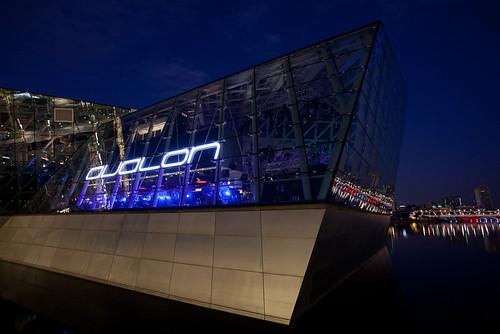 Singapore Nightclub Avalon Predawn  #photog #singapore #marinabay