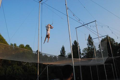 Leap Trapeze