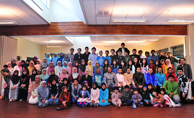 MUMSA Open House 2011