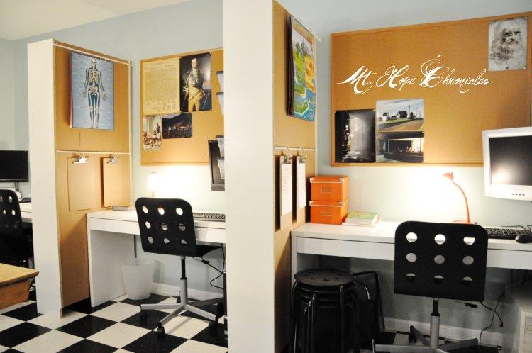 My homeschool school room wishlist tour meet penny for Homeschool dining room ideas