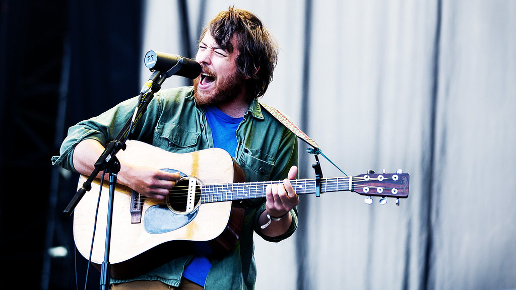 Fleet Foxes - Øyafestivalen 2011