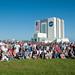 NASA Juno Launch Tweetup by spacemike