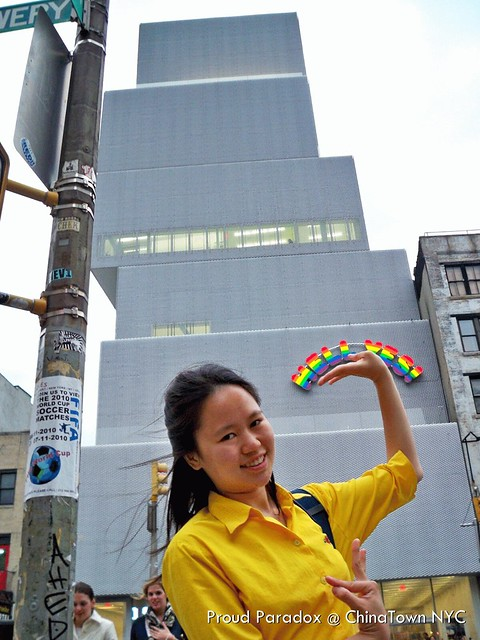 New Museum New York City Hell Yeah 235 Bowery, New York, NY 10002, USA China Town