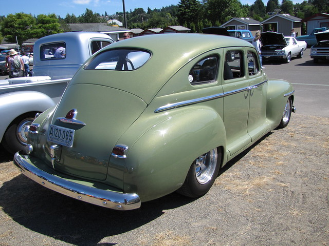 1947 plymouth 4 door flickr photo sharing for 1947 plymouth 4 door sedan
