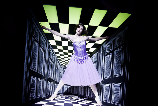 Lauren Cuthbertson as Alice in Alice's Adventures in Wonderland  © Johan Persson/ROH 2011