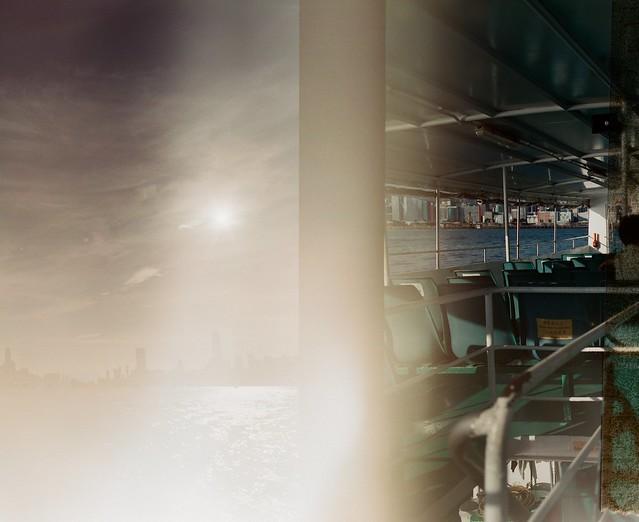 mamiya rz67配廣角鏡rz50遊觀塘碼頭