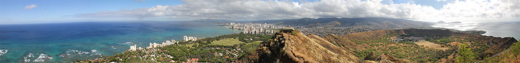 Diamond-Head-Crater-Panorama