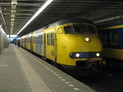 NS Plan V EMU, Den Haag CS