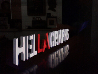 HELLAGRAPHS - SOLID