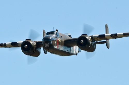 """B-25 Mitchel """"Grumpy"""""""