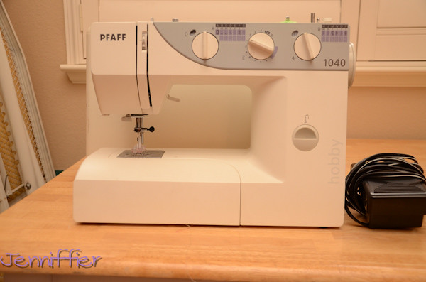 Frist Sewing Machine