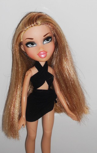 Bratz - Top Models 24's BNTM : Little Black Dress : Nina Rhodes