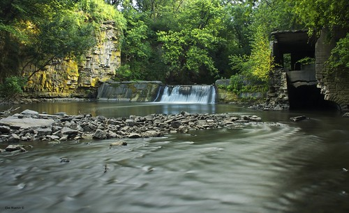longexposure green creek waterfall rocks iowa cliffs willowcreek ndfilter masoncityia willowcreekwaterfall