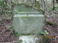 bunker(0.0), woodland(0.0), cemetery(1.0), headstone(1.0), grave(1.0),
