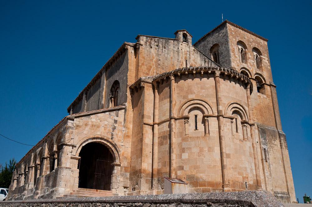 Resultado de imagen de Iglesia del Salvador en Sepúlveda en Segovia