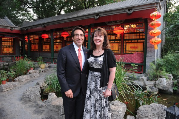 Jay Sekulow Pam Sekulow In Bejing China Flickr Photo Sharing