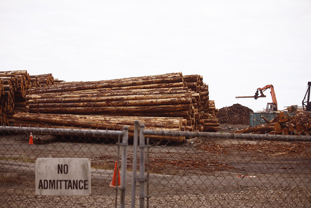 Lumber Yard - Port Angeles 3