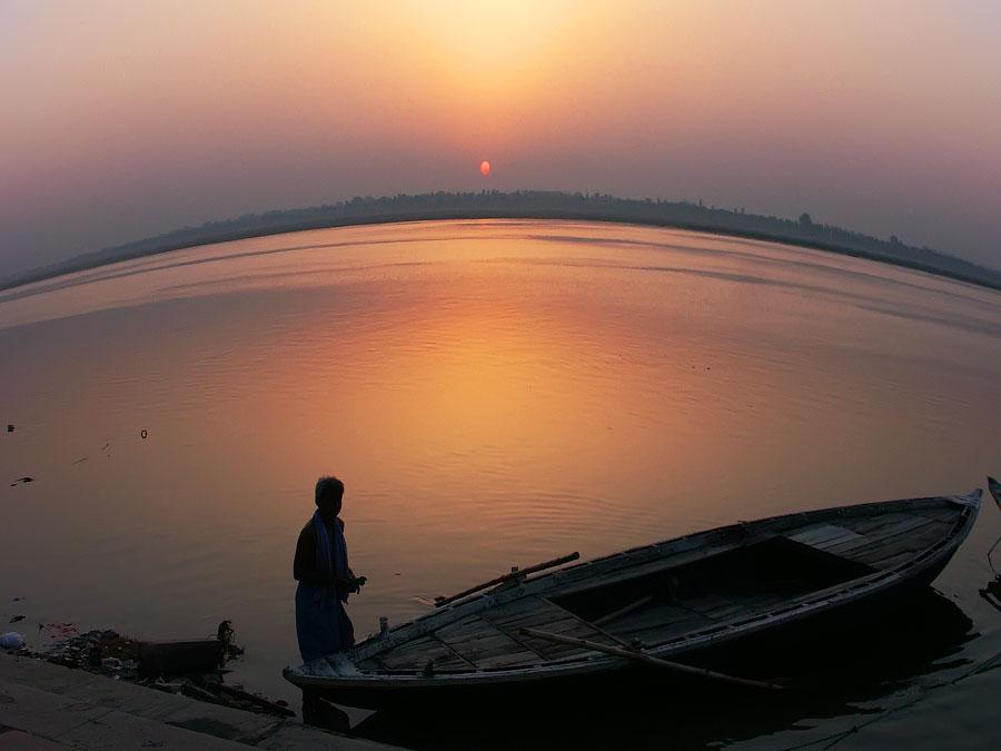 Варанаси (Бенарес, Каши), Индия 2007-0001