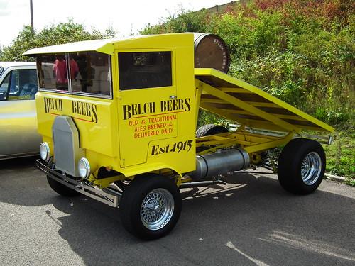 Belch Beer Truck