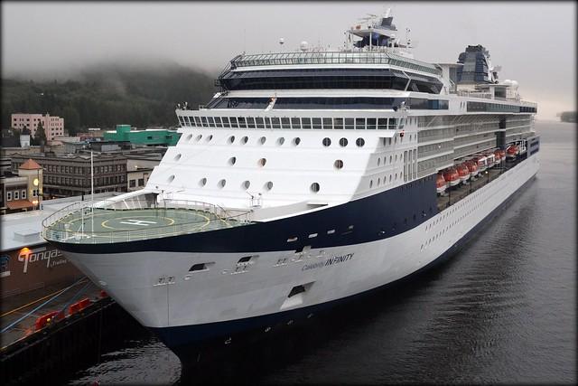 Cruise Ship - Celebrity Infinity