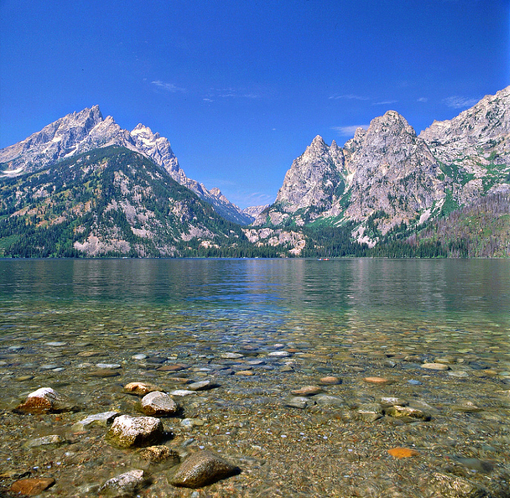 One Day in Grand Teton National Park - Jenny Lake Boat and ... |Jenny Lake Grand Teton National Park