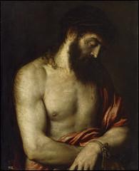 Ecce Homo, 1547, by Titian