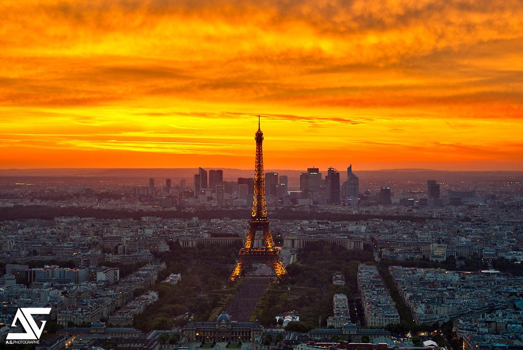 Montparnasse -  U00cele-de-france  Francia