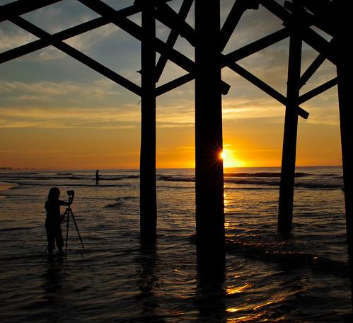 beach sc sunrise myrtlebeach nikon southcarolina carolina d700 nikond700