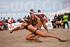 rugby union(0.0), rugby football(0.0), football(0.0), beach handball(0.0), ball over a net games(1.0), volleyball(1.0), sports(1.0), competition event(1.0), team sport(1.0), ball game(1.0), beach volleyball(1.0),