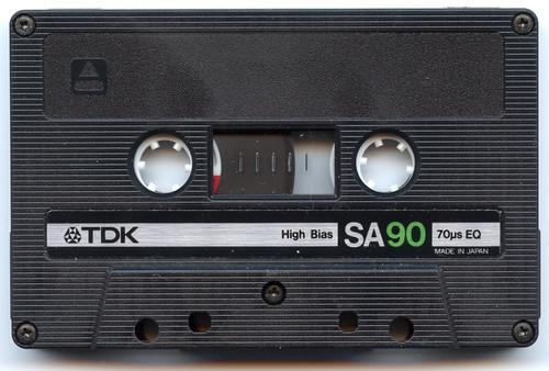 TDK SA90