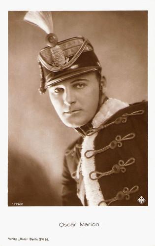 Oscar Marion