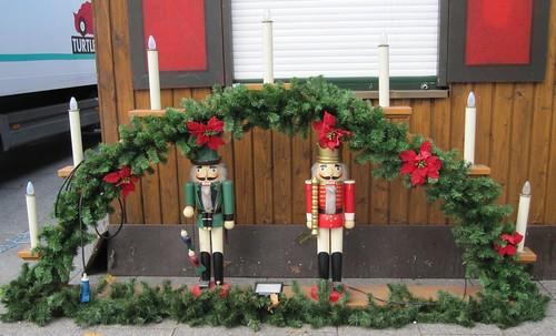 Joulukoristelua Berliinissä by Anna Amnell